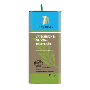 LEONIDAS® Oliventresteröl, 5000ml, Kanister